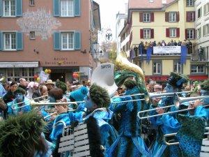 Festival in Zurich